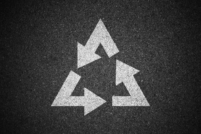Asphalt Millings - Recycled Asphalt