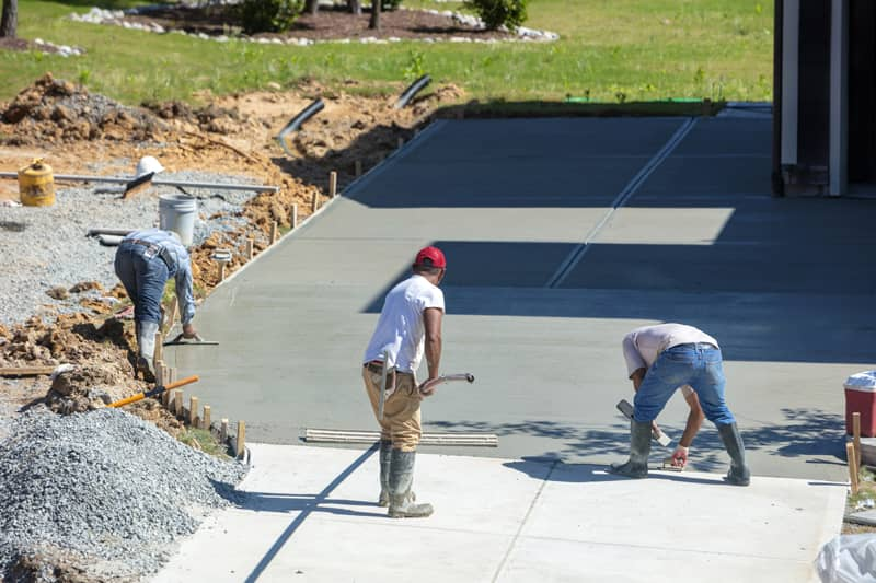 What is Concrete Flatwork?