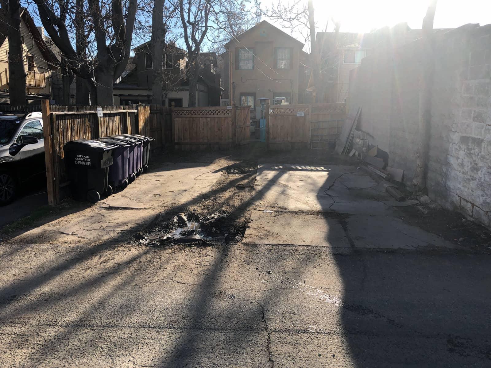 denver-residential-driveway-repair-before