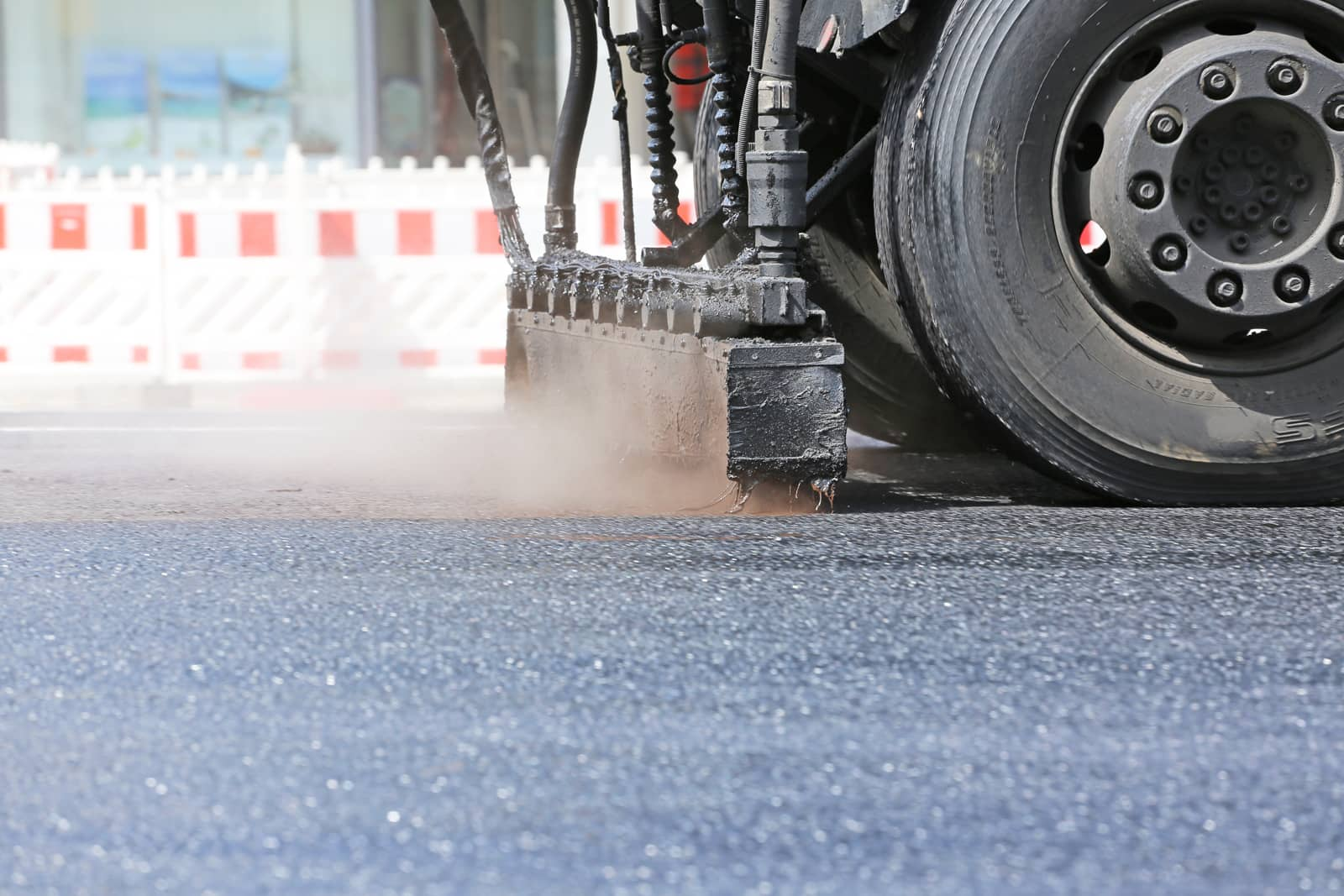 What is Asphalt Emulsion Sealer?