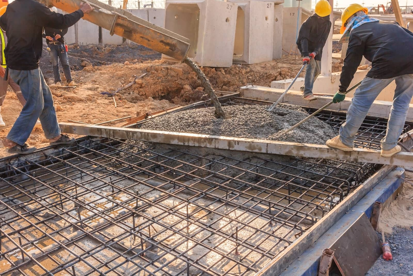 How Thick is a Commercial Concrete Slab?
