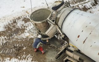 What Temperature is Too Cold to Pour Concrete?